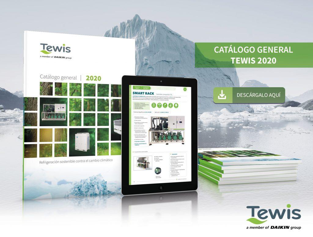 Nuevo Catálogo Tewis 2020