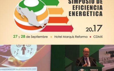 Tewis en el Simposio de Eficiencia Energética ANTAD